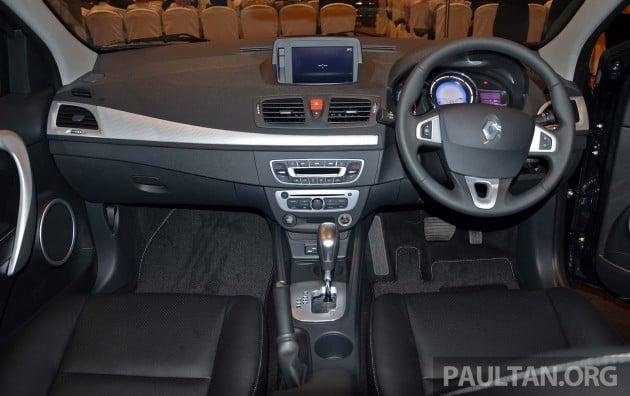 Renault Fluence Malaysia launch- 24