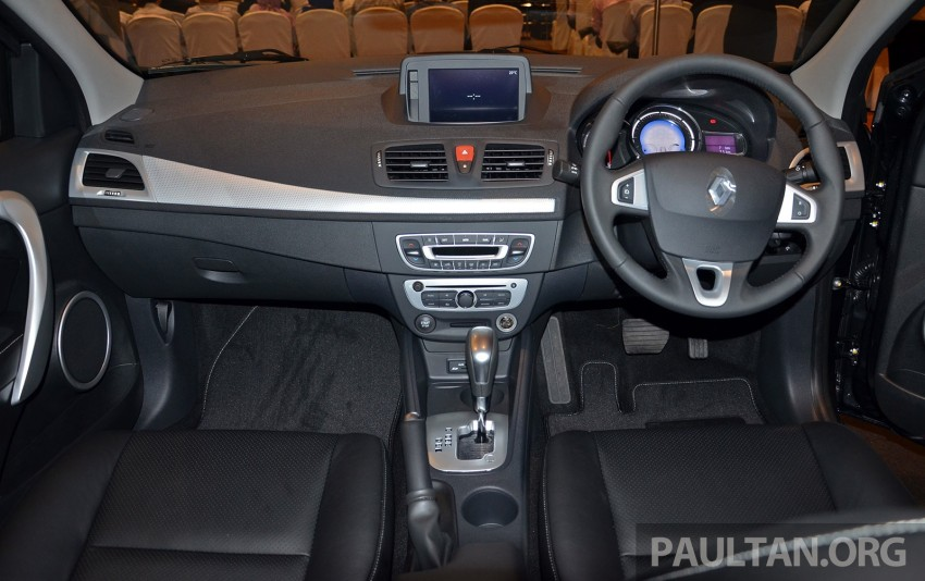 Renault Fluence 2.0 unveiled in Malaysia – RM115k Image #248979