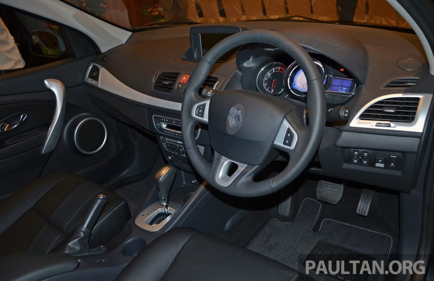 Renault Fluence 2.0 unveiled in Malaysia – RM115k Image #248985