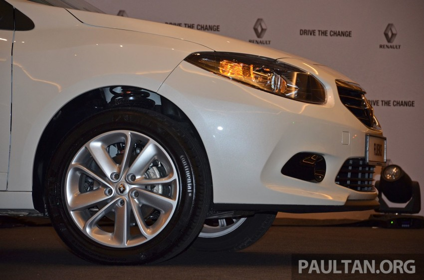 Renault Fluence 2.0 unveiled in Malaysia – RM115k Image #248987
