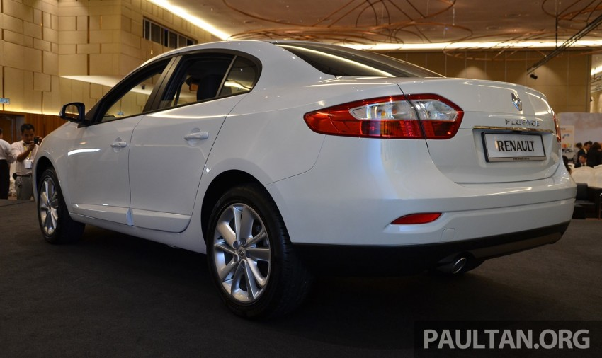 Renault Fluence 2.0 unveiled in Malaysia – RM115k Image #248963