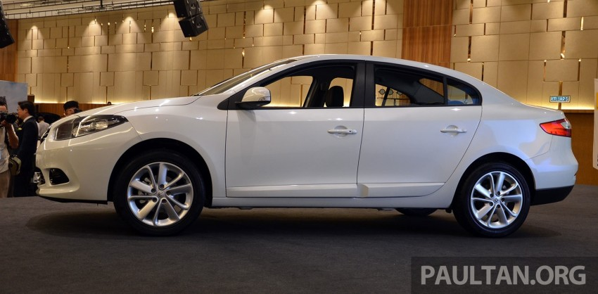 Renault Fluence 2.0 unveiled in Malaysia – RM115k Image #248964