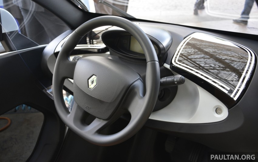 COMOS EV car-sharing programme to launch in August – rent a Twizy, Zoe or Leaf in KL, by the hour Image #246277