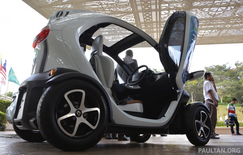 COMOS EV car-sharing programme to launch in August – rent a Twizy, Zoe or Leaf in KL, by the hour Image #246279