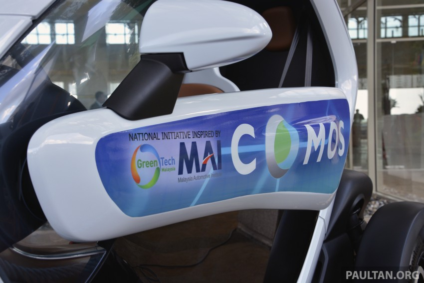 COMOS EV car-sharing programme to launch in August – rent a Twizy, Zoe or Leaf in KL, by the hour Image #246282