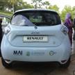 Renault Zoe MY 7