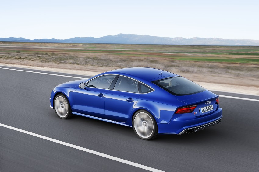 Audi A7 and S7 Sportback facelift – new 3.0 TDI ultra Image #249041