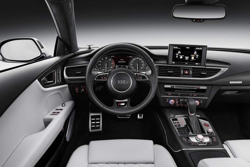 Audi A7 and S7 Sportback facelift – new 3.0 TDI ultra Image #249049