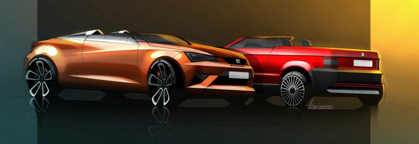 Seat Ibiza Cupster Concept – a topless experiment Image #248850