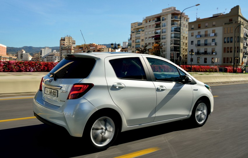 GALLERY: 2015 Toyota Yaris hatchback for Europe Image #250067
