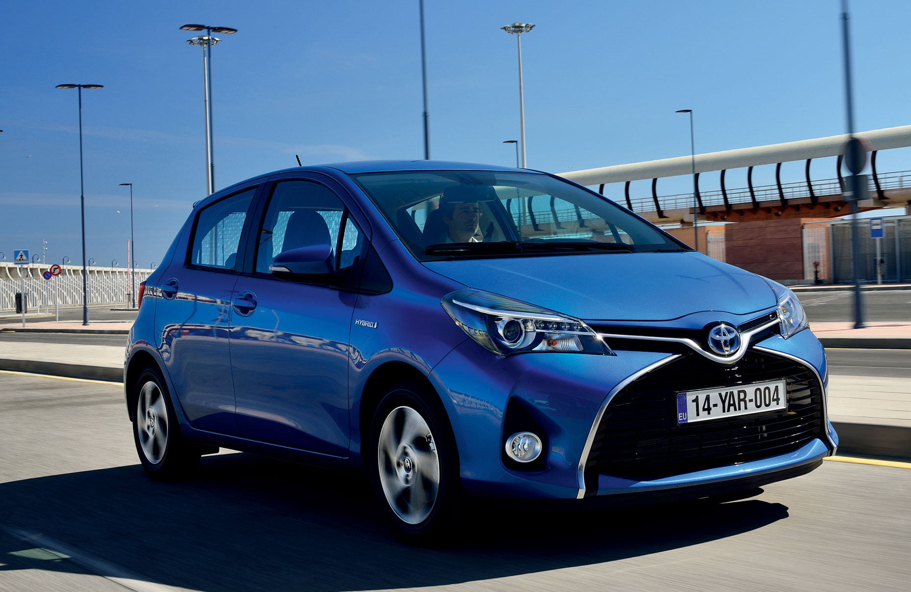 GALLERY: 2015 Toyota Yaris hatchback for Europe Image 250070