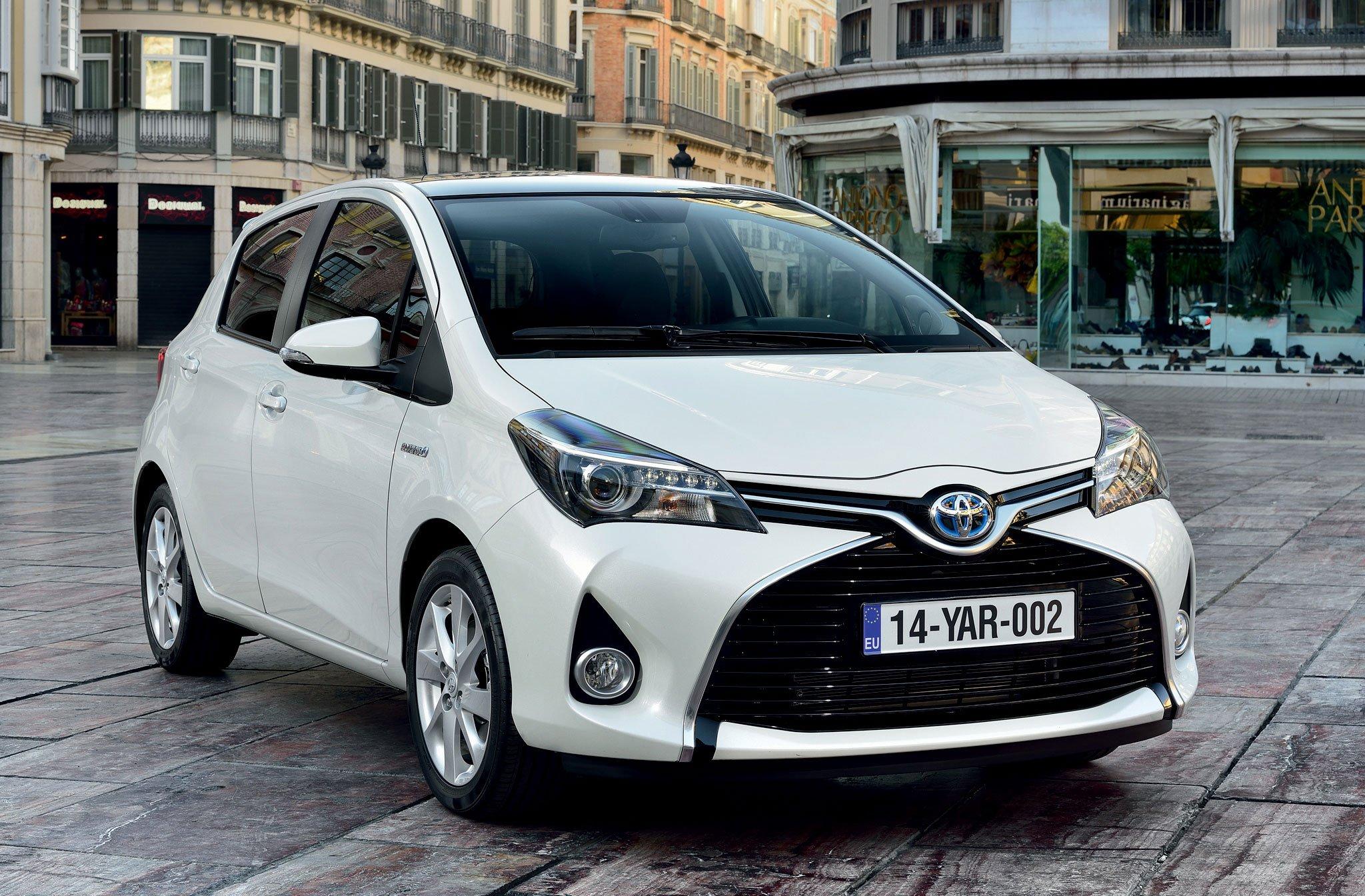 Toyota Yaris Hatchback New Upcoming Cars 2019 2020