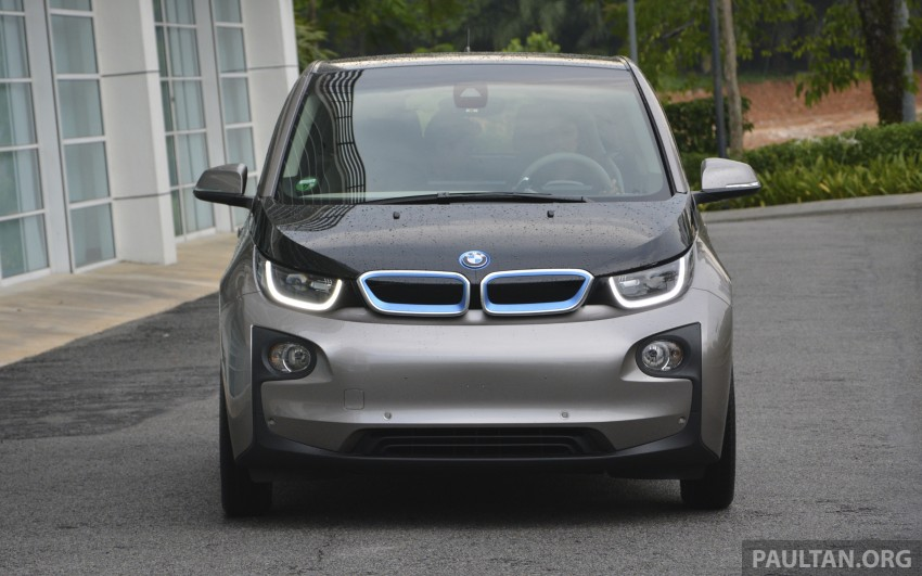 BMW i3 tried in Cyberjaya, but not coming to Malaysia Image #246594