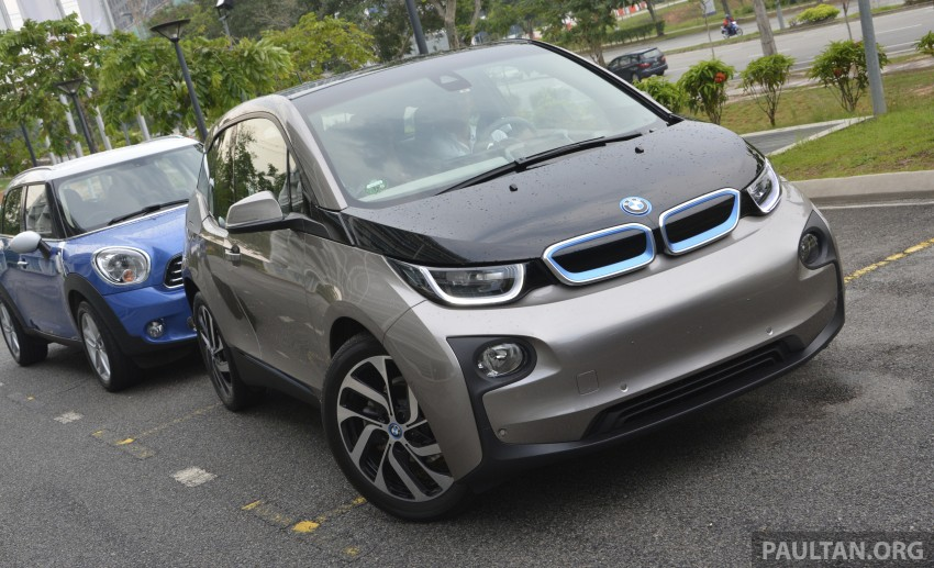 BMW i3 tried in Cyberjaya, but not coming to Malaysia Image #246595