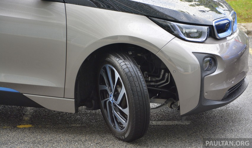 BMW i3 tried in Cyberjaya, but not coming to Malaysia Image #246584