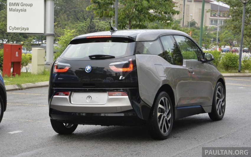 BMW i3 tried in Cyberjaya, but not coming to Malaysia Image #246585