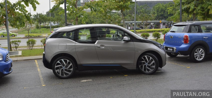 BMW i3 tried in Cyberjaya, but not coming to Malaysia Image #246586