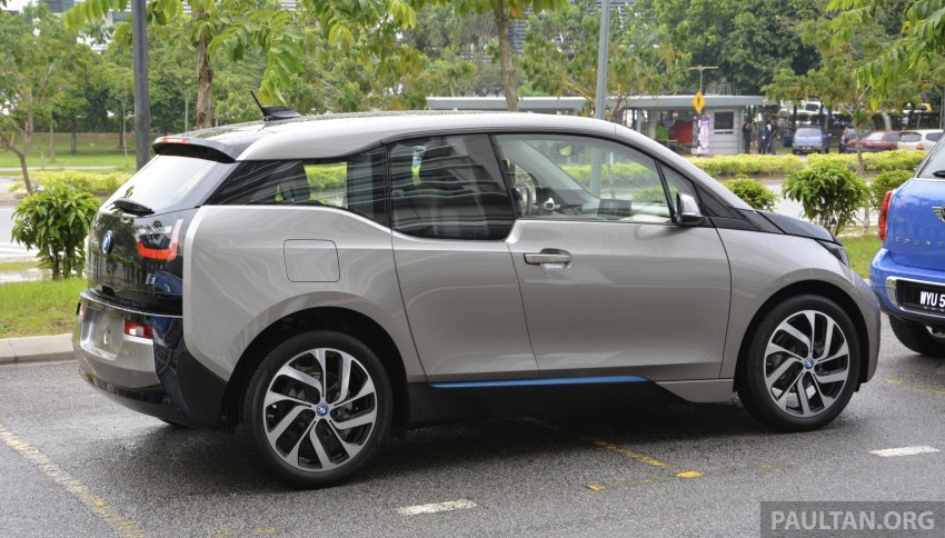 BMW i3 tried in Cyberjaya, but not coming to Malaysia Image #246587