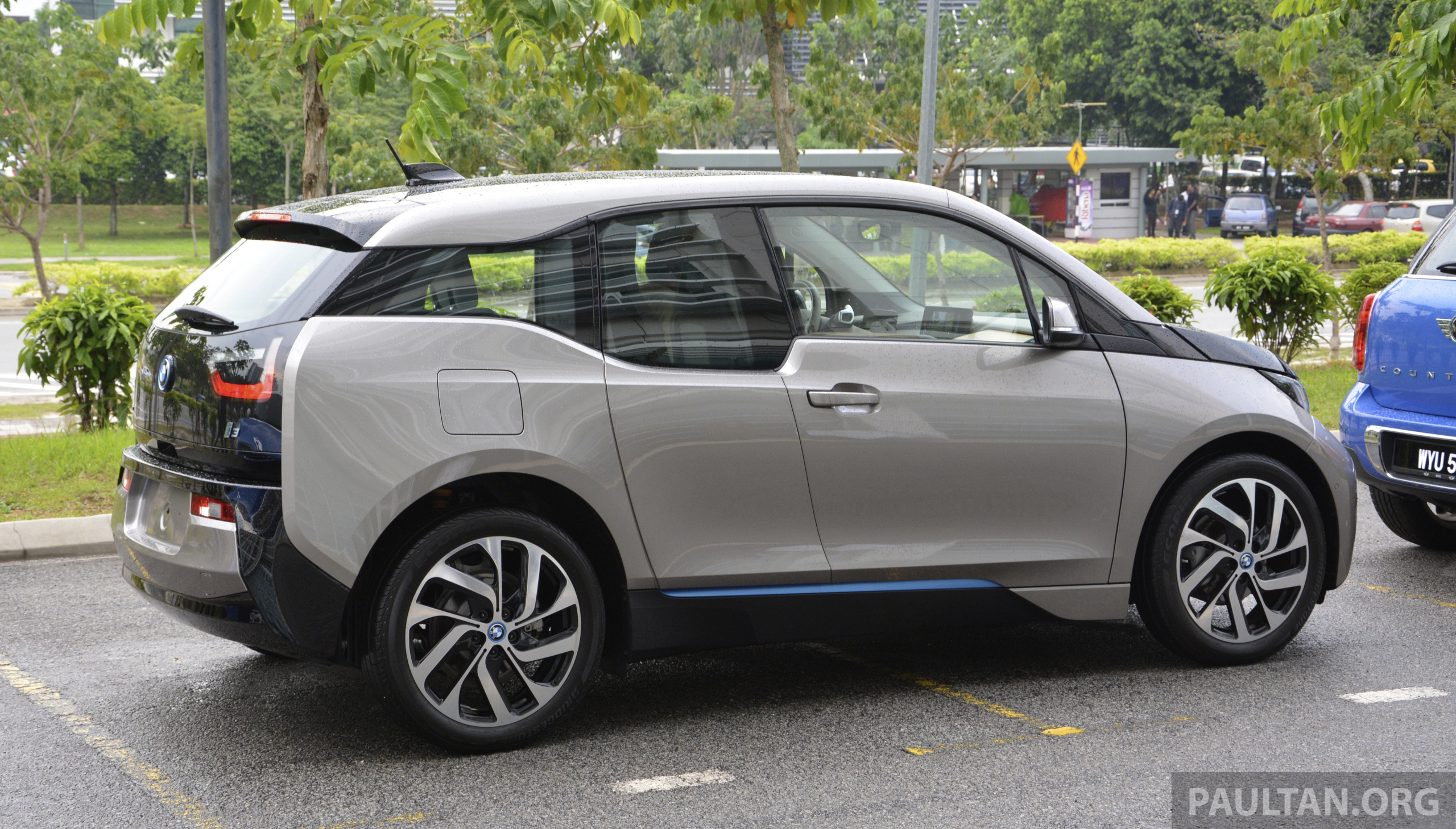 Bmw I3 Tried In Cyberjaya But Not Coming To Malaysia Paul