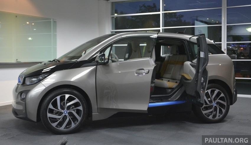 BMW i3 tried in Cyberjaya, but not coming to Malaysia Image #246588