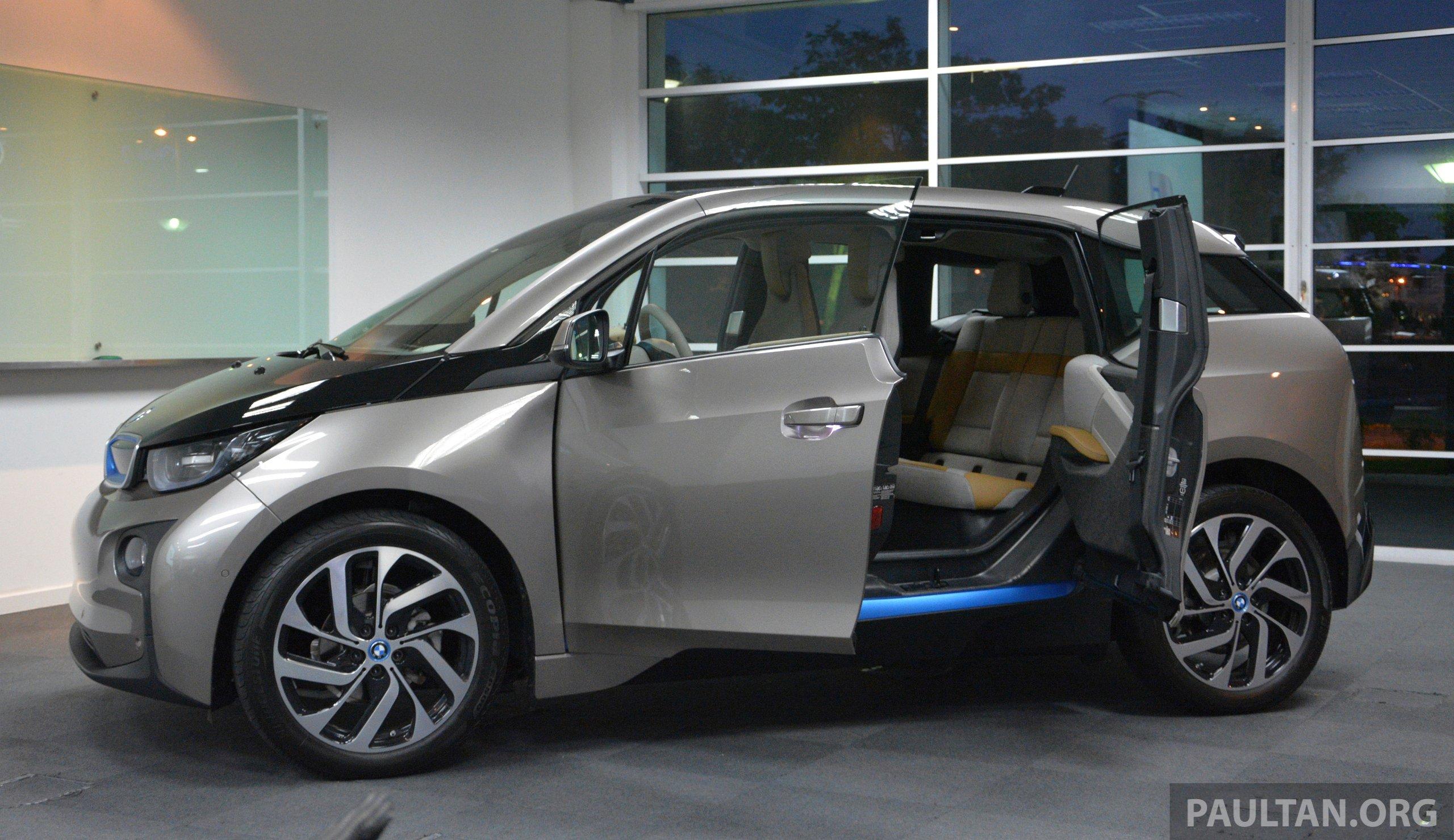 I3 Bmw 2018 >> BMW i3 tried in Cyberjaya, but not coming to Malaysia Paul Tan - Image 246588