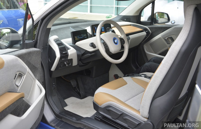 BMW i3 tried in Cyberjaya, but not coming to Malaysia Image #246589