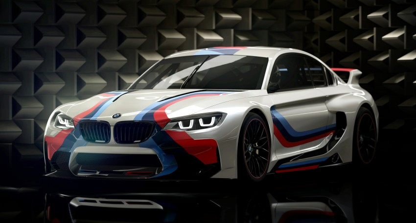 BMW Vision Gran Turismo racer joins the GT6 fold Image #247585