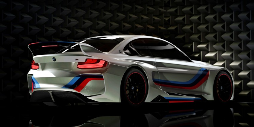 BMW Vision Gran Turismo racer joins the GT6 fold Image #247584
