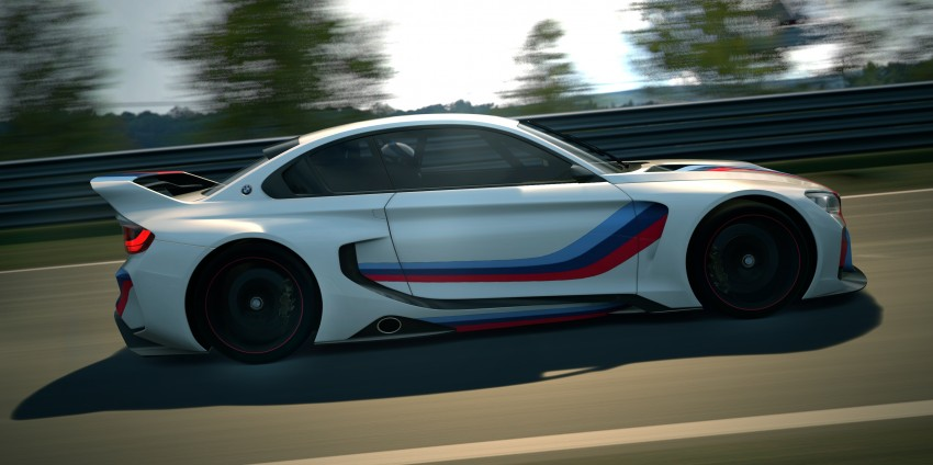BMW Vision Gran Turismo racer joins the GT6 fold Image #247582