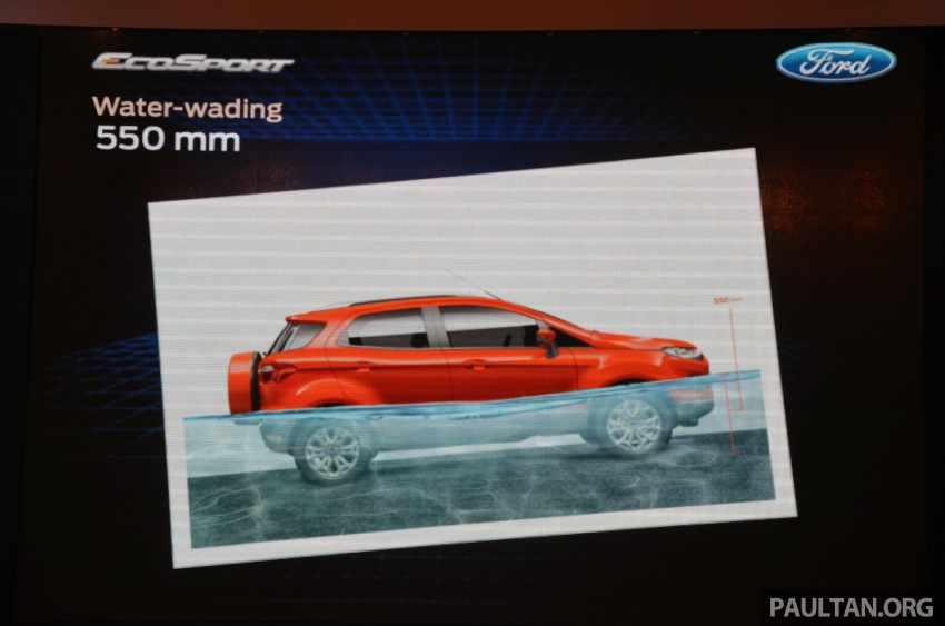 DRIVEN: Ford EcoSport 1.5 in Hua Hin, Thailand Image #245659