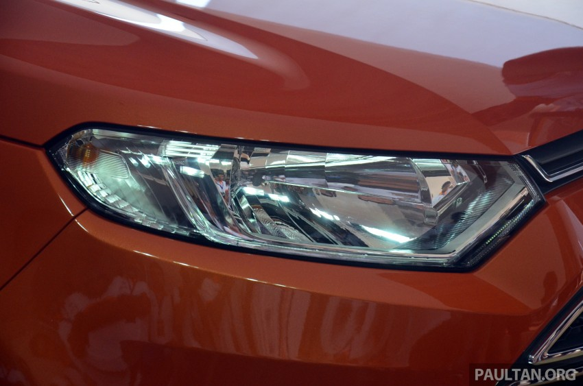 DRIVEN: Ford EcoSport 1.5 in Hua Hin, Thailand Image #245660