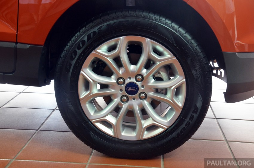 DRIVEN: Ford EcoSport 1.5 in Hua Hin, Thailand Image #245664