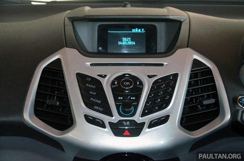 DRIVEN: Ford EcoSport 1.5 in Hua Hin, Thailand Image #245669