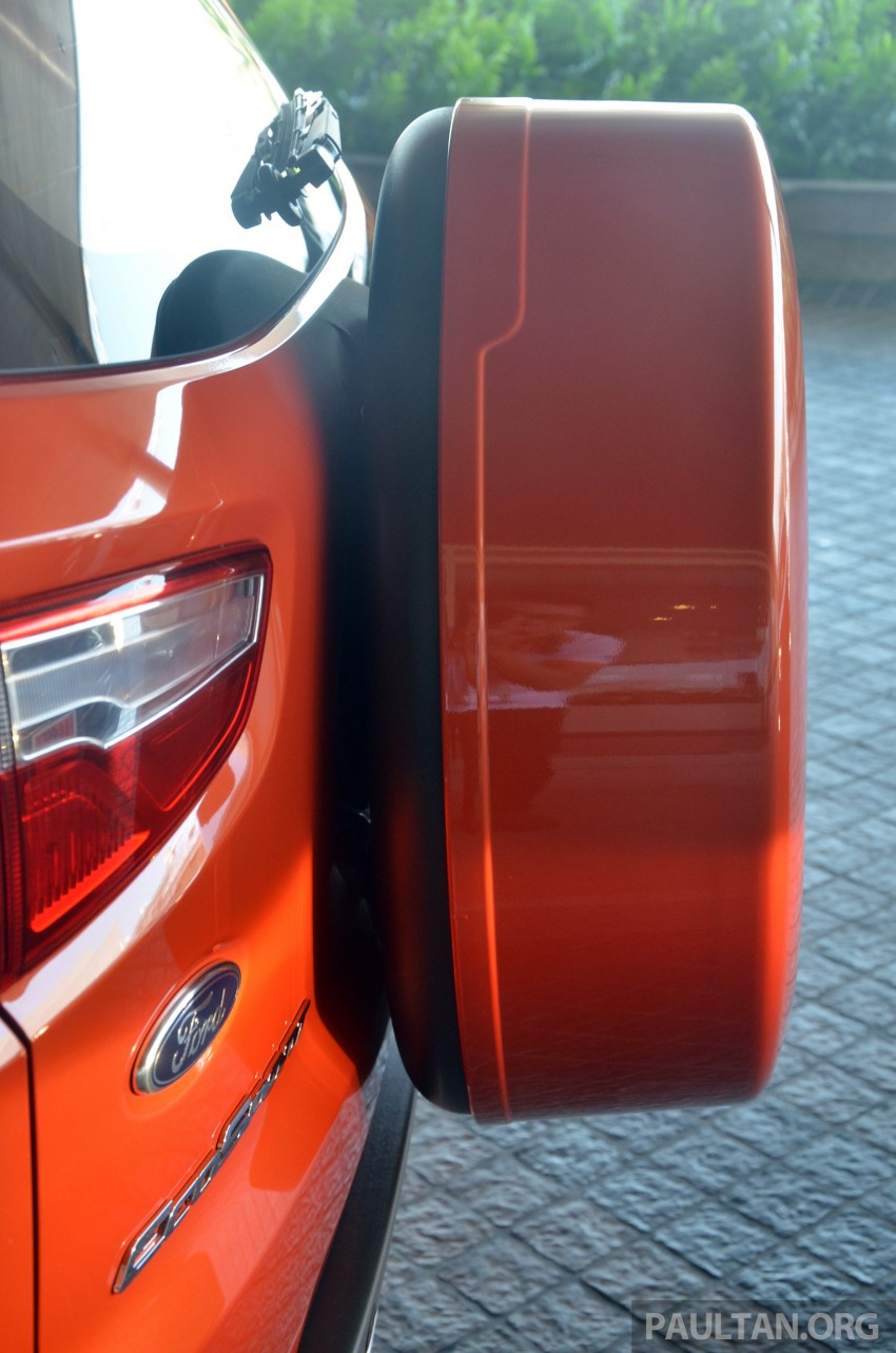 DRIVEN: Ford EcoSport 1.5 in Hua Hin, Thailand Image #245674