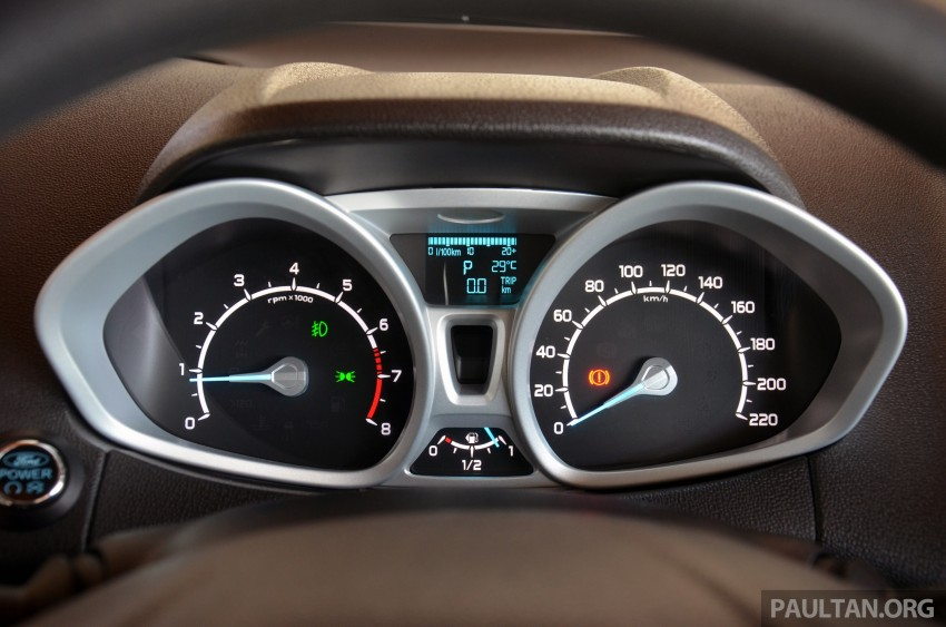 DRIVEN: Ford EcoSport 1.5 in Hua Hin, Thailand Image #245680