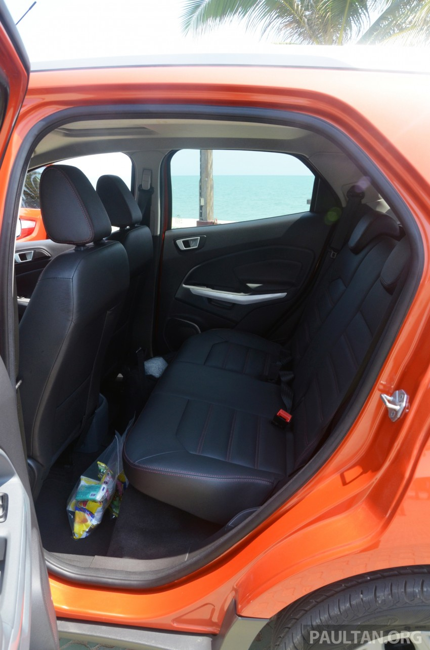 DRIVEN: Ford EcoSport 1.5 in Hua Hin, Thailand Image #245689