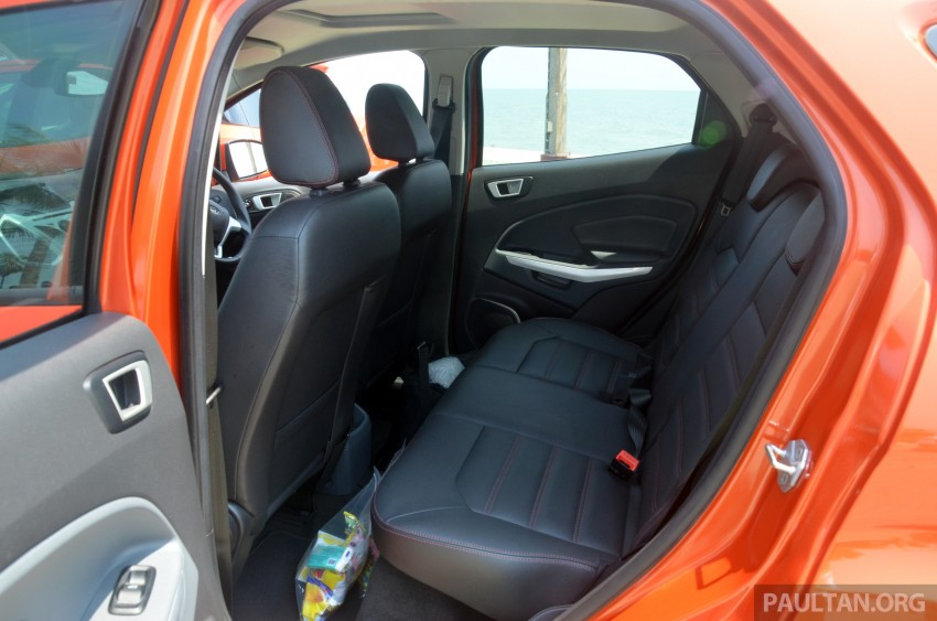 DRIVEN: Ford EcoSport 1.5 in Hua Hin, Thailand Image #245690