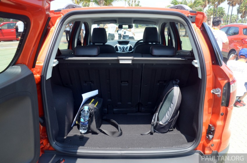 DRIVEN: Ford EcoSport 1.5 in Hua Hin, Thailand Image #245694