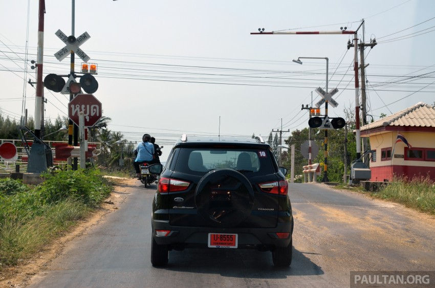 DRIVEN: Ford EcoSport 1.5 in Hua Hin, Thailand Image #245729