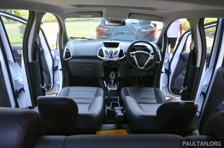 DRIVEN: Ford EcoSport 1.5 in Hua Hin, Thailand Image #245738