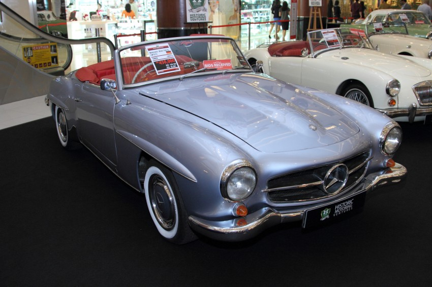 AD: Historic Motoring Ventures' Private Treaty Sales at BSC Bangsar is now back till the weekend! Image #248085