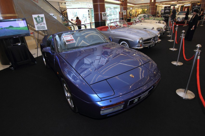 AD: Historic Motoring Ventures' Private Treaty Sales at BSC Bangsar is now back till the weekend! Image #248093