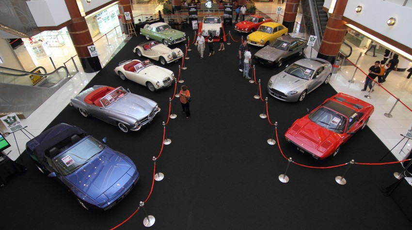 AD: Historic Motoring Ventures' Private Treaty Sales at BSC Bangsar is now back till the weekend! Image #248070