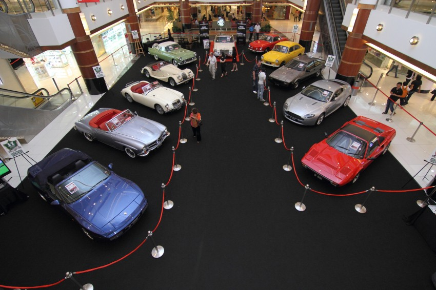 AD: Historic Motoring Ventures' Private Treaty Sales at BSC Bangsar is now back till the weekend! Image #248092
