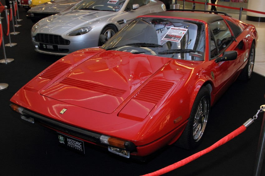 AD: Historic Motoring Ventures' Private Treaty Sales at BSC Bangsar is now back till the weekend! Image #248091