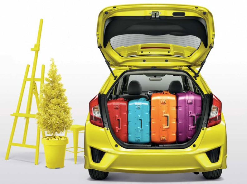 New Honda Jazz launched in Thailand, from RM55,000 Image #249290