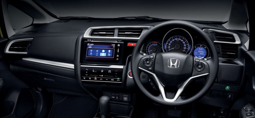 New Honda Jazz launched in Thailand, from RM55,000 Image #249294