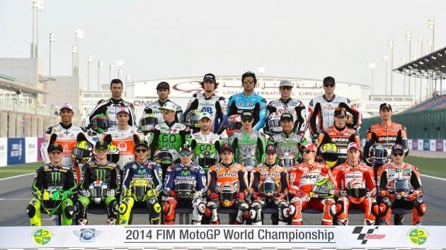 motogp 2014 riders