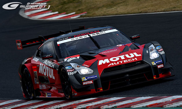nissan gt r lm nismo to join le mans wec in 2015. Black Bedroom Furniture Sets. Home Design Ideas