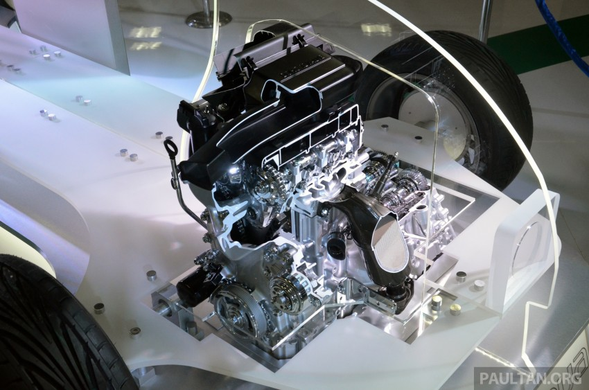 Perodua to build new engine manufacturing plant Image #250589